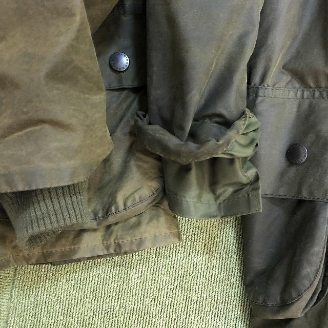 ビデイルとビューフォートの袖