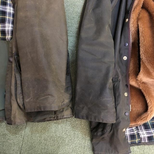 ビデイルとビューフォートの袖2