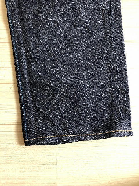 ジャパンブルーバゲット裾1
