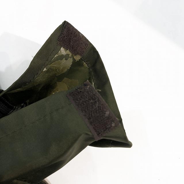 バブアービューフォートの袖