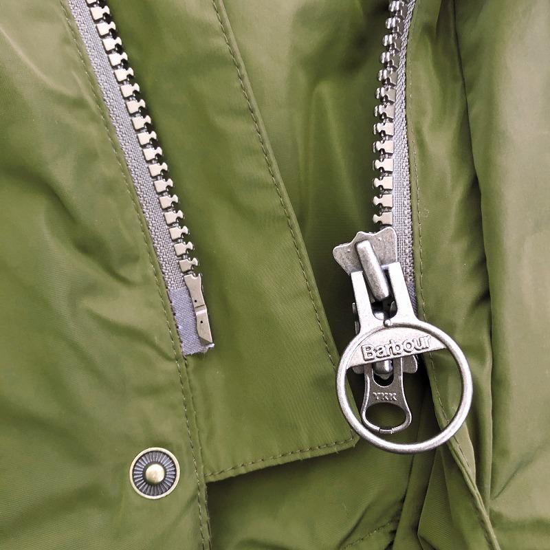 社イプメモリージャケットのジッパー